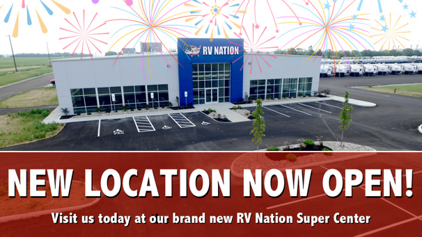 RV Nation Super Center Now Open
