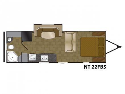 2018 North Trail 22FBS Travel Trailer Link to Photo 143268