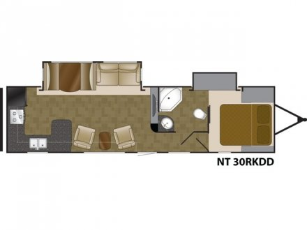 2018 North Trail 30RKDD Travel Trailer Link to Photo 143275