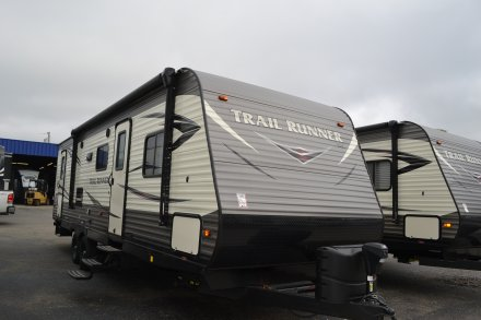 2018 Trail Runner SLE 292SLE Travel Trailer Link to Photo 163689