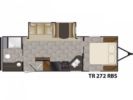 2018 Trail Runner 272RBS Travel Trailer Link to Photo 172734