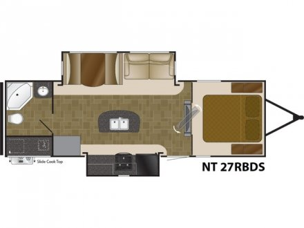 2018 North Trail 27RBDS Travel Trailer Link to Photo 162442