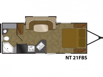 2018 North Trail 21FBS Travel Trailer Link to Photo 169142