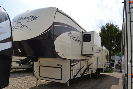 2018 Big Country 3955FB Fifth Wheel Link to Photo 188626
