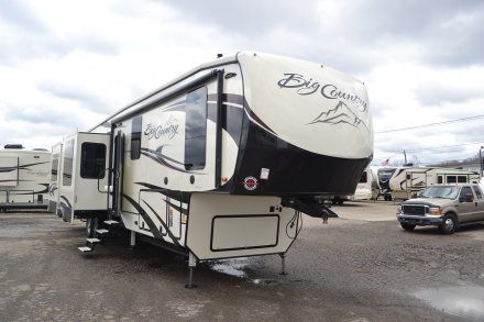 Big Country Fifth Wheel RVs by Heartland