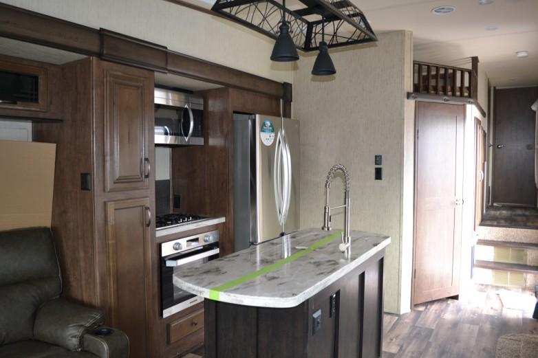 Rv Refrigerator For Sale >> 2019 Sierra 372LOK Fifth Wheel by Forest River On Sale ...