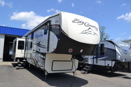 2019 Big Country 3955FB Fifth Wheel Link to Photo 188449