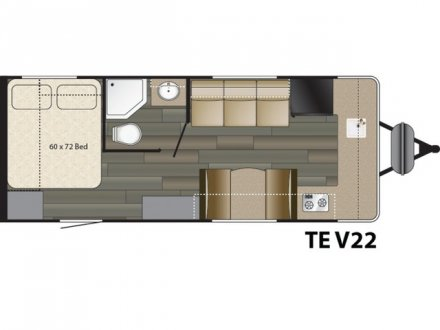 2019 Terry Classic V22 Travel Trailer Link to Photo 184677