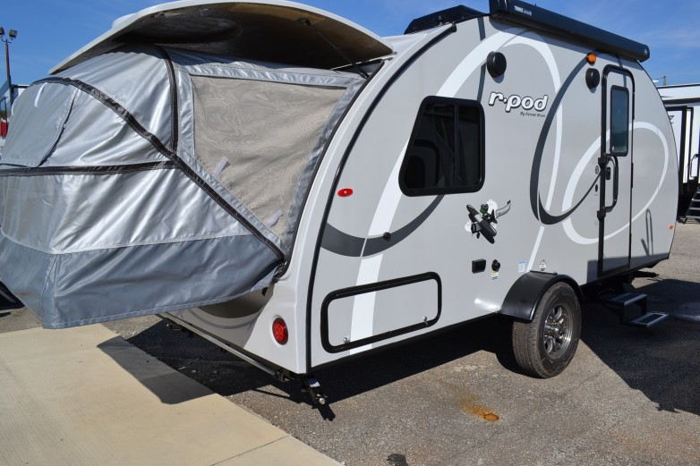 2019 R Pod 176t Hybrid Camper By Forest River On Sale