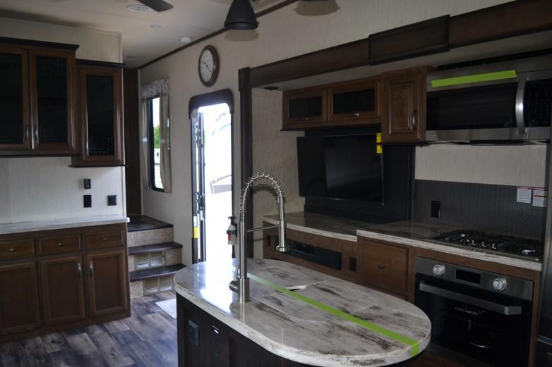 2019 Sierra 383rblok Fifth Wheel By Forest River On Sale