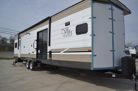 Park Trailers by Forest River at Wholesale