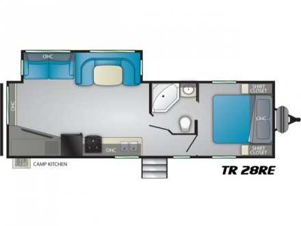 2019 Trail Runner 28RE Travel Trailer Link to Photo 217288