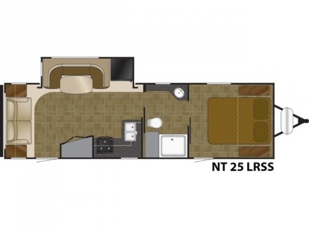 2019 North Trail 25RLSS Travel Trailer Link to Photo 233984