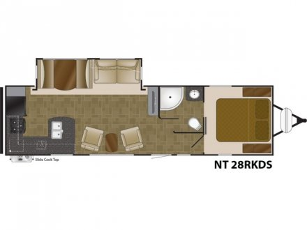 2019 North Trail 28RKDS Travel Trailer Link to Photo 233985