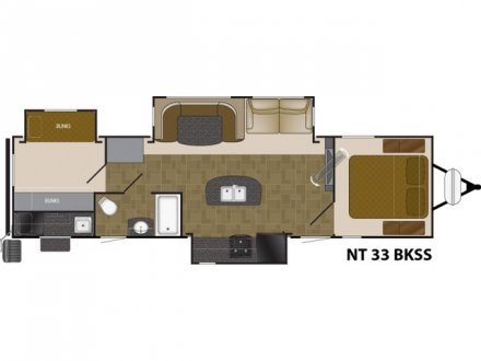 2019 North Trail 33BKSS Travel Trailer Link to Photo 233988