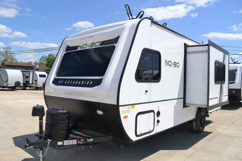2020 No Boundaries Nobo Nb19 5 Travel Trailer By Forest