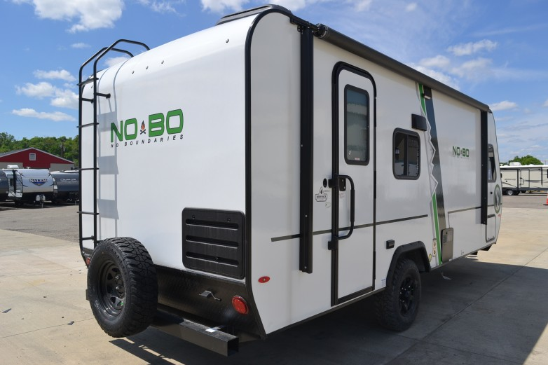 2020 No Boundaries (NOBO) NB19.5 Travel Trailer by Forest ...
