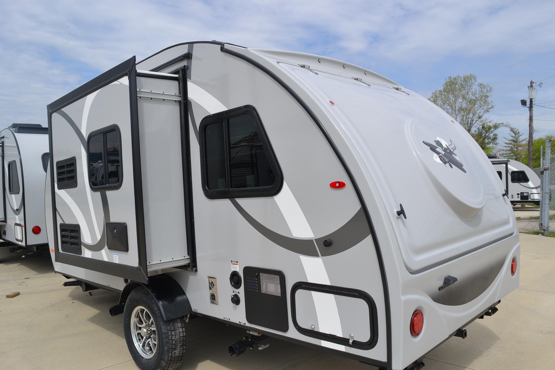 2020 R-Pod 176T Hybrid Camper by Forest River On Sale ...