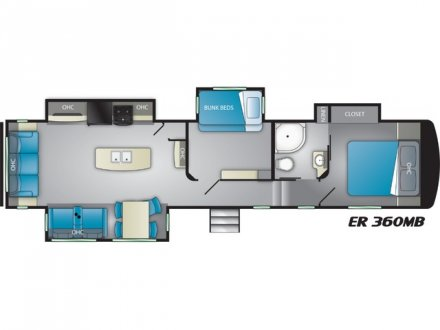 2019 Elkridge 360MB Fifth Wheel Link to Photo 241090