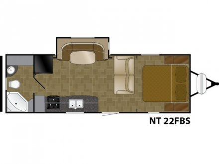 2020 North Trail 22FBS Travel Trailer Link to Photo 247671