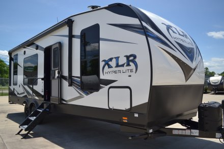 Toy Haulers (Travel Trailer) by Forest River at Wholesale
