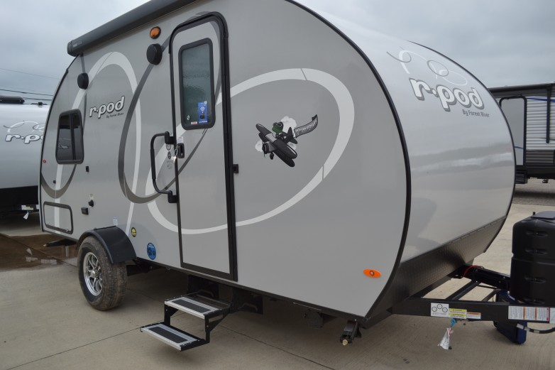 2020 R-Pod 176T Hybrid Camper by Forest River On Sale