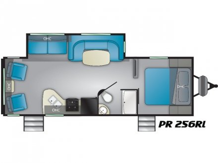 2020 Prowler 256RL Travel Trailer Link to Photo 281656