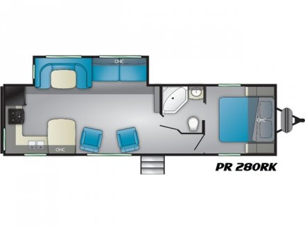 2020 Prowler 280RK Travel Trailer Link to Photo 281657