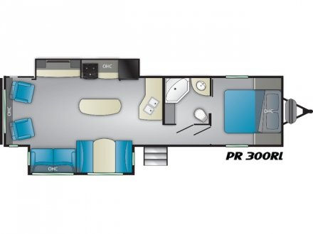 2020 Prowler 300RL Travel Trailer Link to Photo 281659