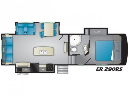 2020 Elkridge 290RS Fifth Wheel Link to Photo 283215