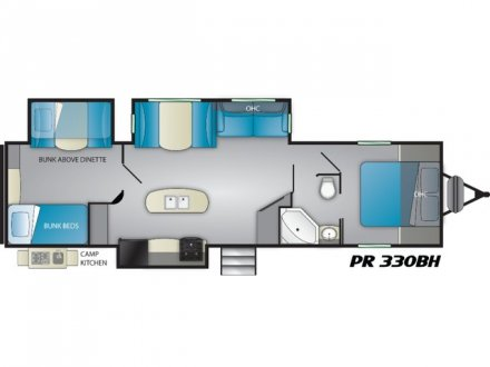2020 Prowler 330BH Travel Trailer Link to Photo 289434