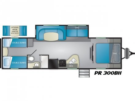 2020 Prowler 300BH Travel Trailer Link to Photo 290632