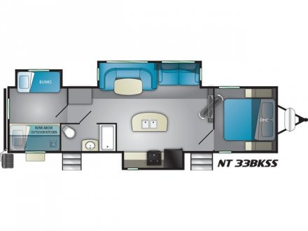 2021 North Trail 33BKSS Travel Trailer Link to Photo 334123