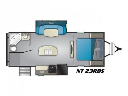 2021 North Trail 23RBS Travel Trailer Link to Photo 347181
