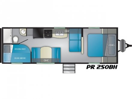 2021 Prowler 250BH Travel Trailer Link to Photo 350958