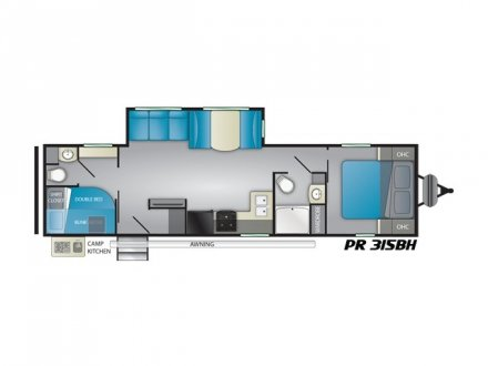 2021 Prowler 315BH Travel Trailer Link to Photo 350960