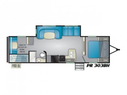 2021 Prowler 303BH Travel Trailer Link to Photo 350962