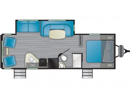 2021 Prowler 256RL Travel Trailer Link to Photo 396661