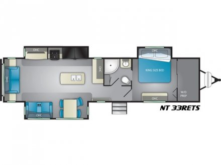 2021 North Trail 33RETS Travel Trailer Link to Photo 351957