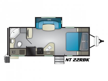2021 North Trail 22RBK Travel Trailer Link to Photo 355213