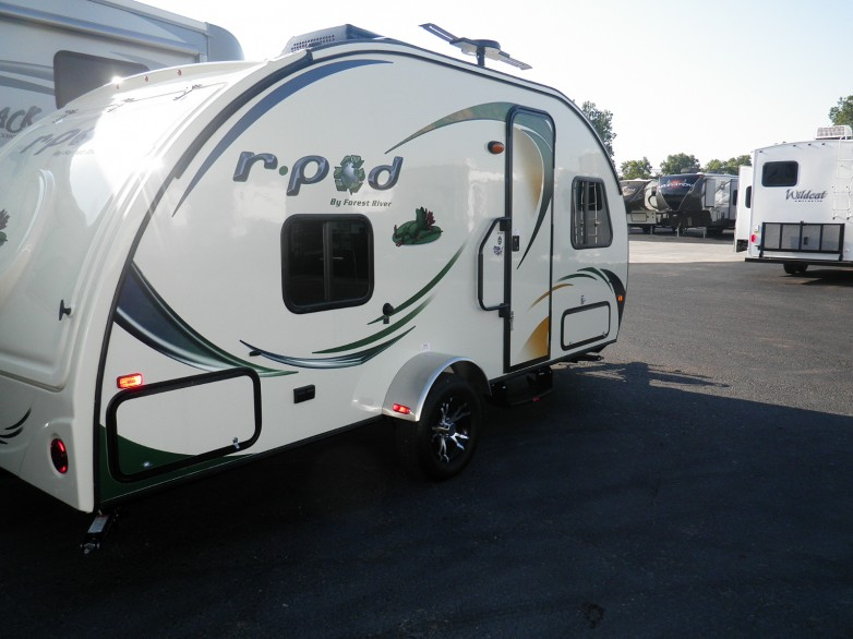 R Pod Travel Trailer For Sale Bc