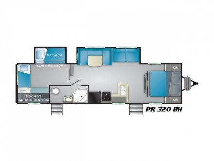 2020 Prowler 320BH Travel Trailer Link to Photo 364922