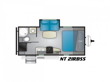 2021 North Trail 21RBSS Travel Trailer Link to Photo 371388