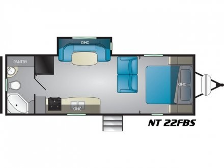 2021 North Trail 22FBS Travel Trailer Link to Photo 371391