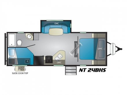 2021 North Trail 24BHS Travel Trailer Link to Photo 371393