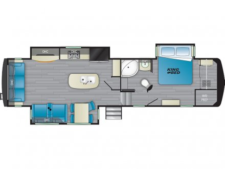 2021 Big Country 3155RLK Fifth Wheel Link to Photo 379815