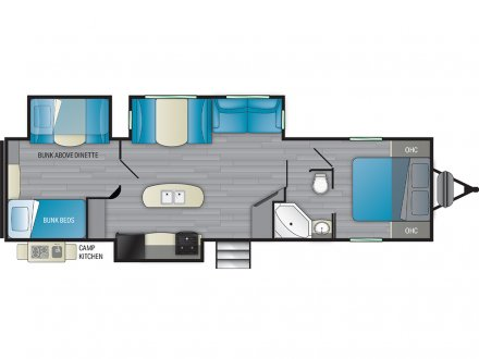2022 Prowler 330BH Travel Trailer Link to Photo 379827