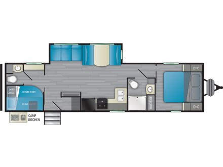 2022 Prowler 315BH Travel Trailer Link to Photo 379836