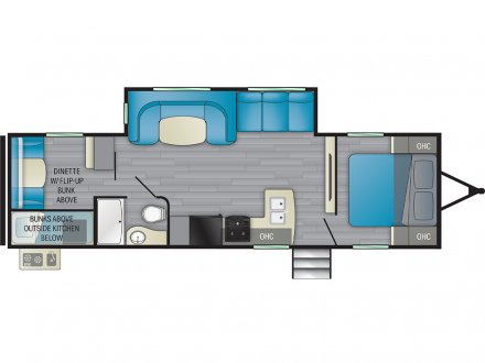 2022 Prowler 303BH Travel Trailer Link to Photo 379844