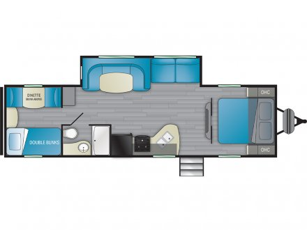 2021 Prowler 300BH Travel Trailer Link to Photo 379866